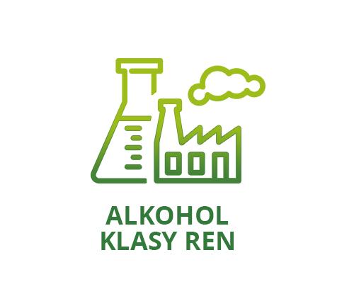 ALKOHOL KLASY REN