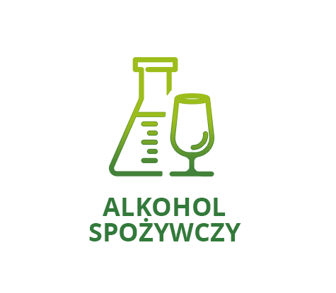 ALKOHOL SPOŻYWCZY